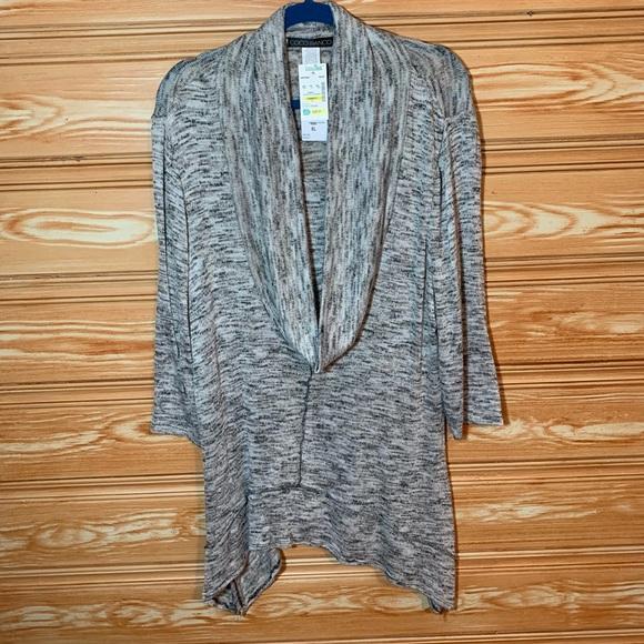 Coco Bianco Tops - Coco Bianco Layered Cowl Neck Sweater Tunic SZ XL